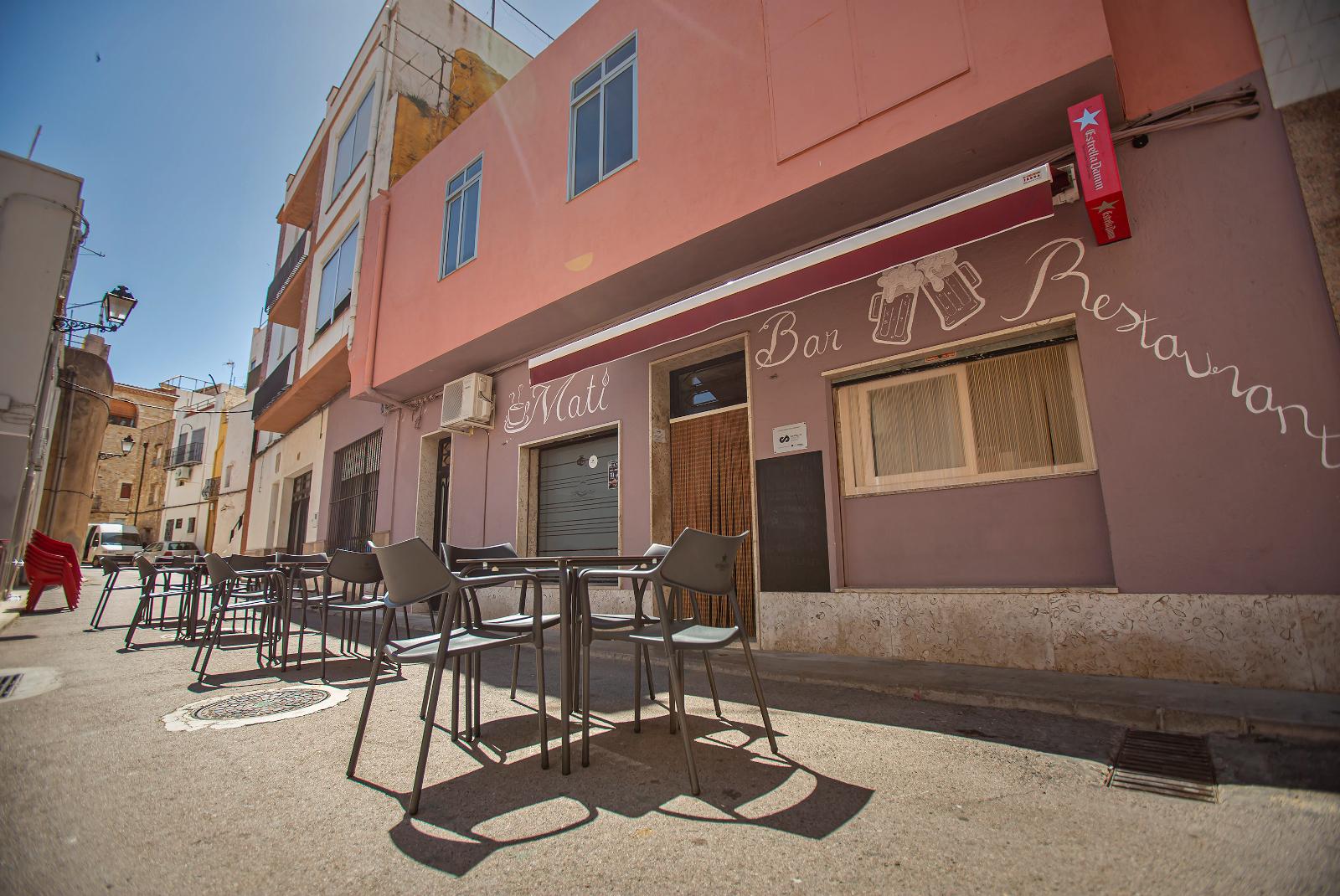 Restaurant-Pastisseria casa Mati