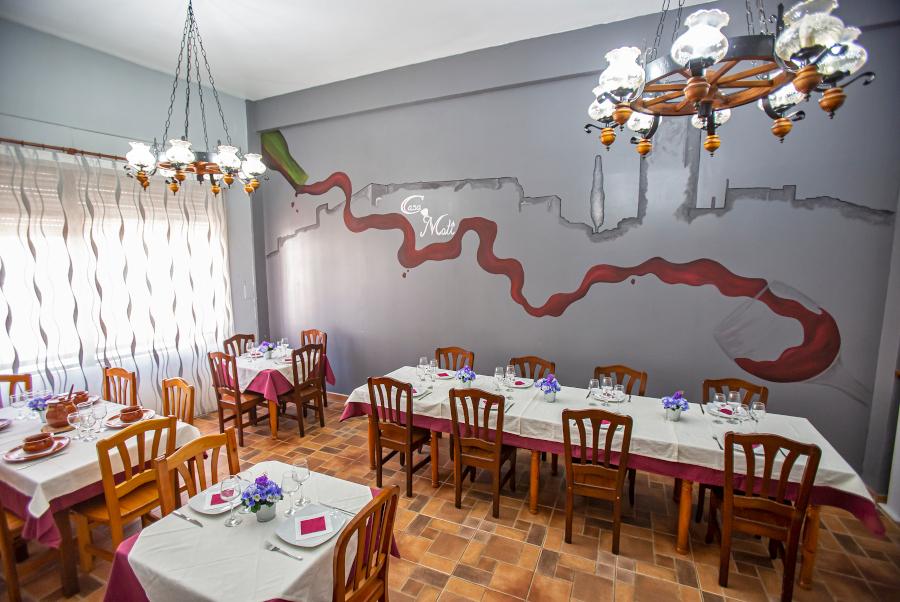 Restaurant Pastisseria Casa Mati