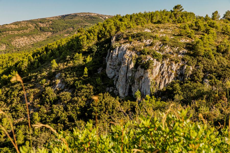 Paraje natural d'Eixaudí
