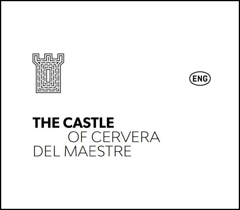 Tríptico Castillo de Cervera Inglés